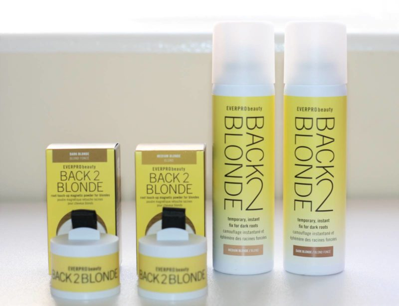 Everprobeauty Back2Blonde Root Concealers