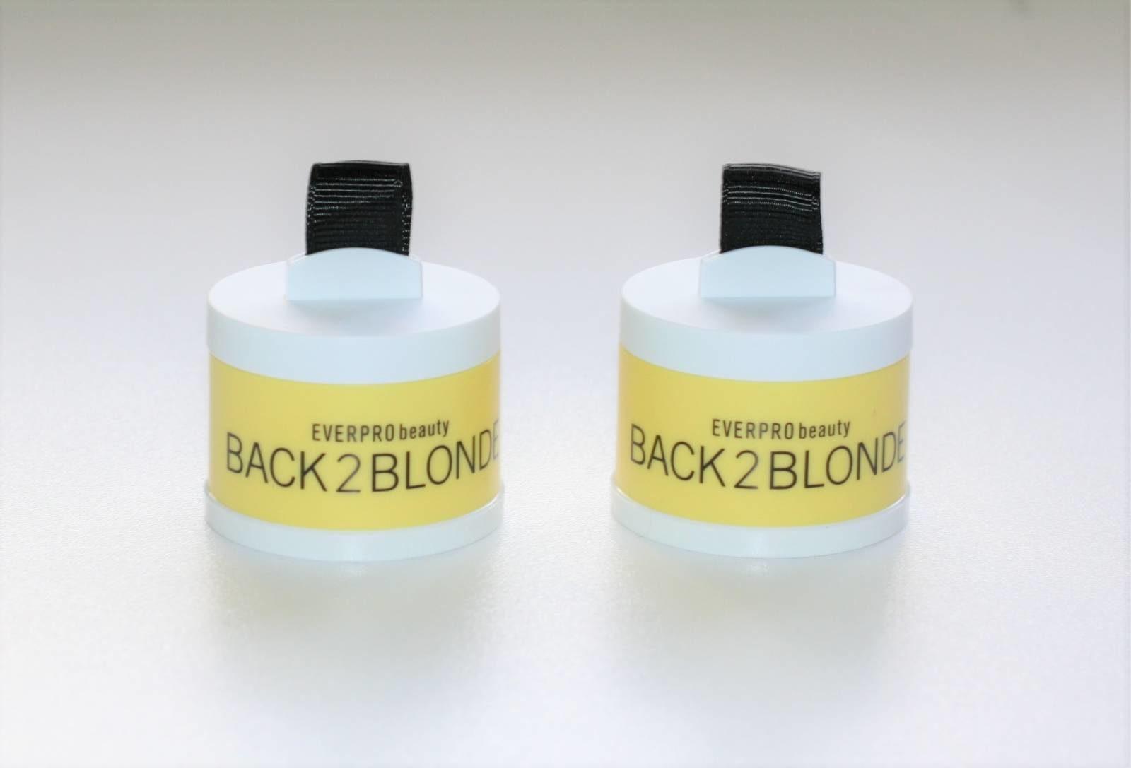 Everprobeauty Back2Blonde Root Concealers Magnetic Powders