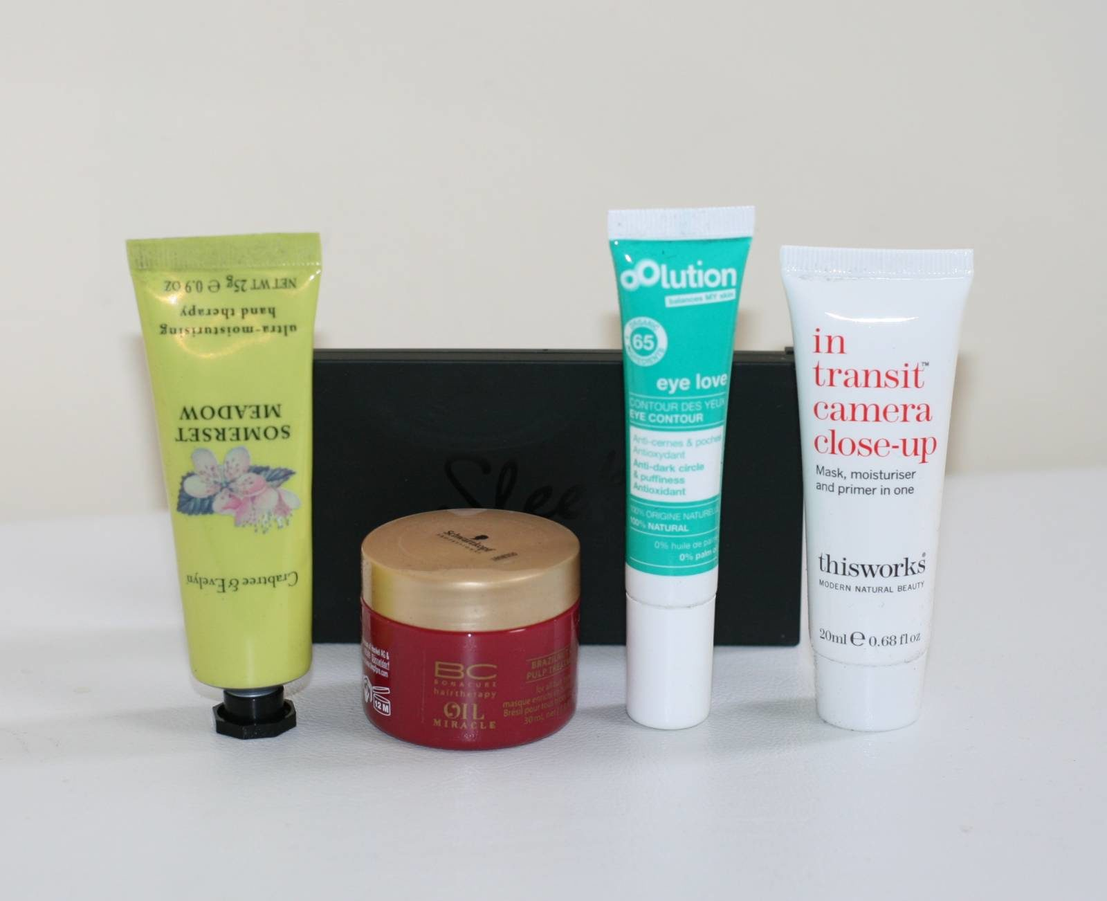 Glossybox March 2017 Contents