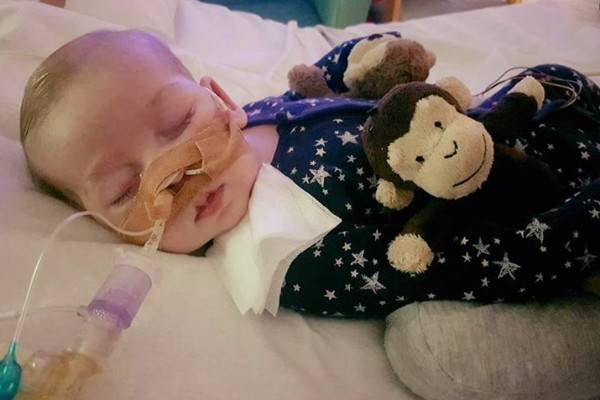 Help to Try and Save the Life of Baby Charlie Gard