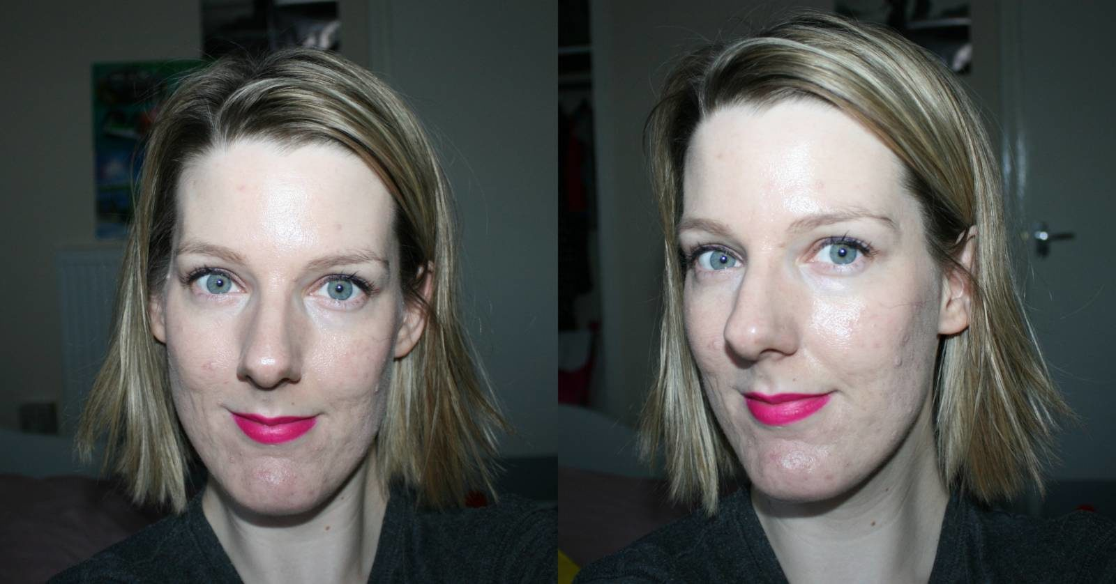 Lancome Matte Shaker Liquid Lipstick Swatches – Yummy Pink and Pink Power