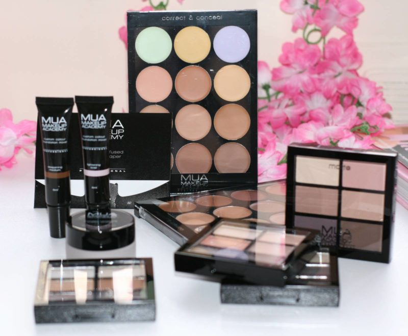 MUA Professional Range – New Launches