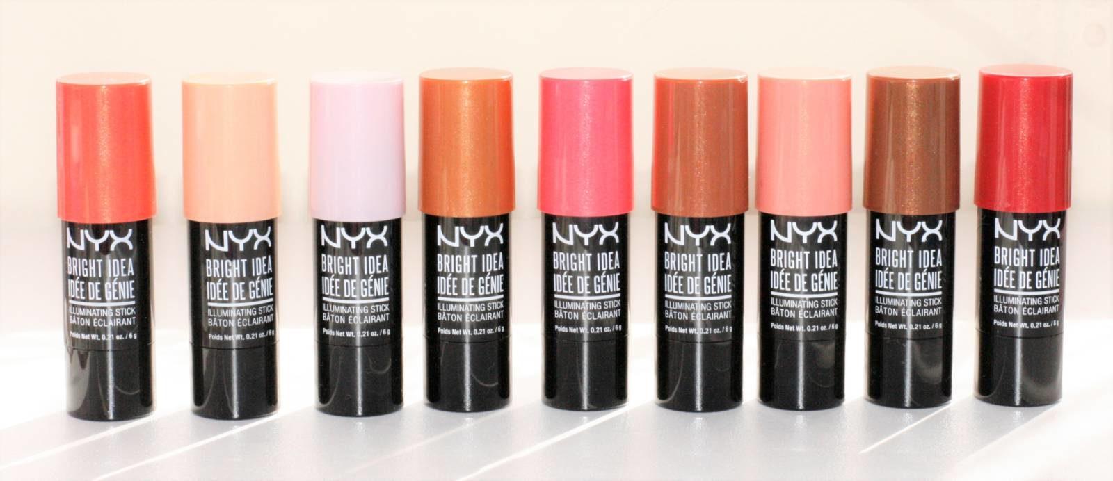 NYX Bright Idea Illuminating Sticks