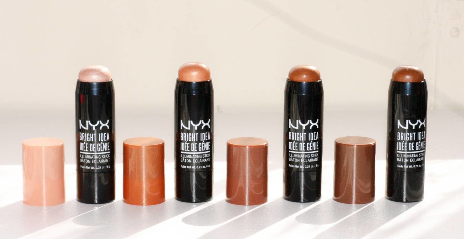 NYX Bright Idea Illuminating Sticks Review