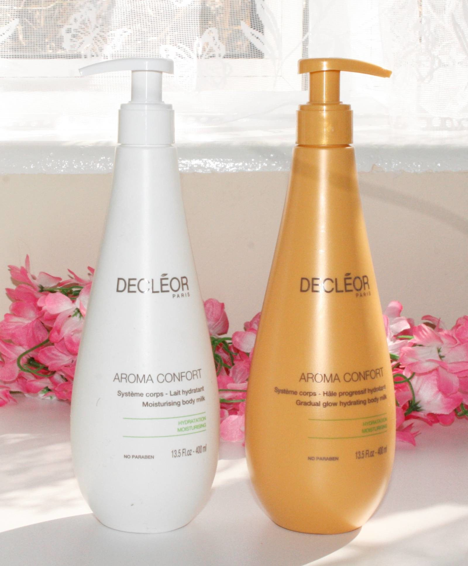 QVC TSV Decleor 4 Piece Skin in Bloom Hydrating Collection March 2017