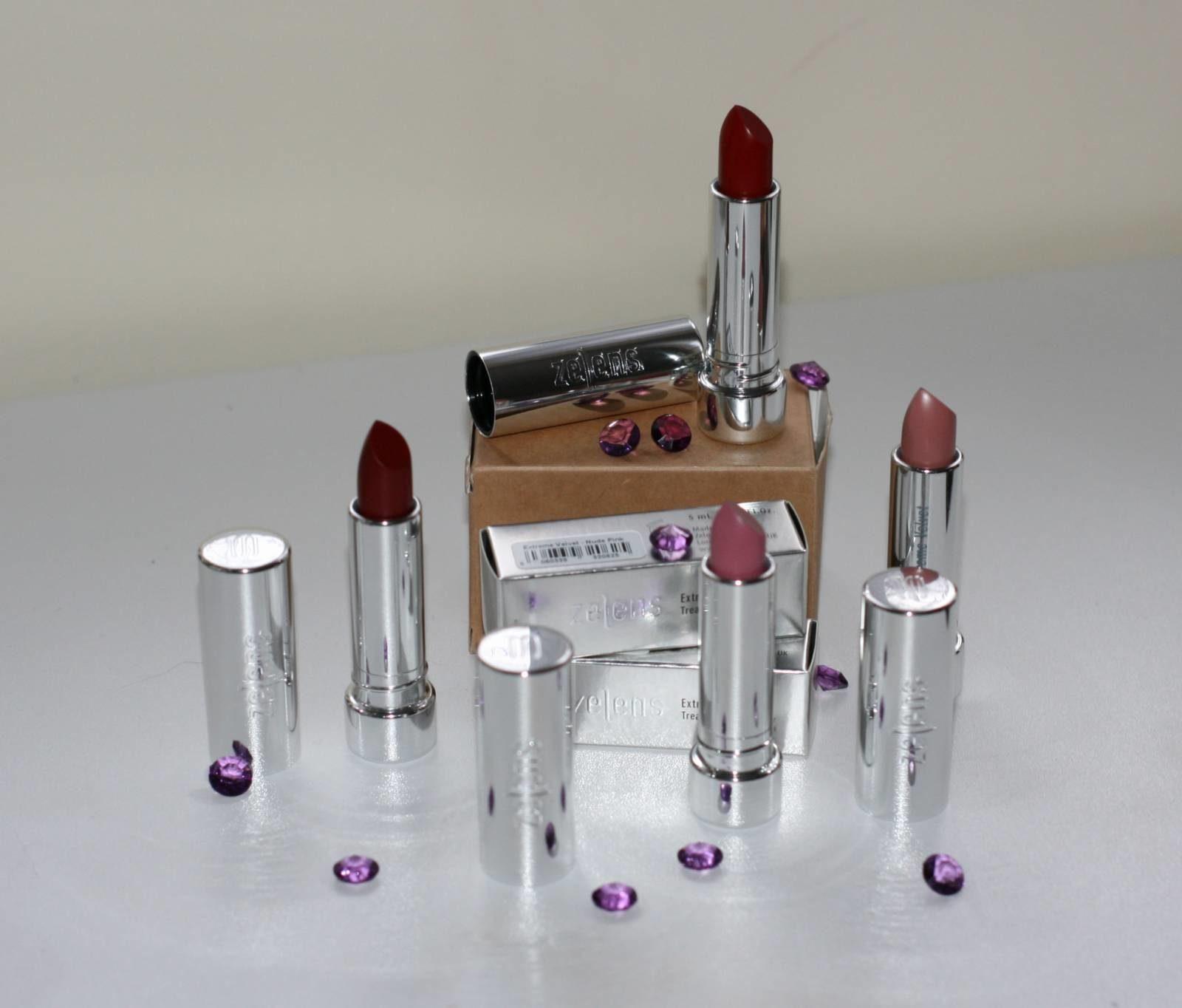 Zelens Extreme Velvet Lipsticks Review