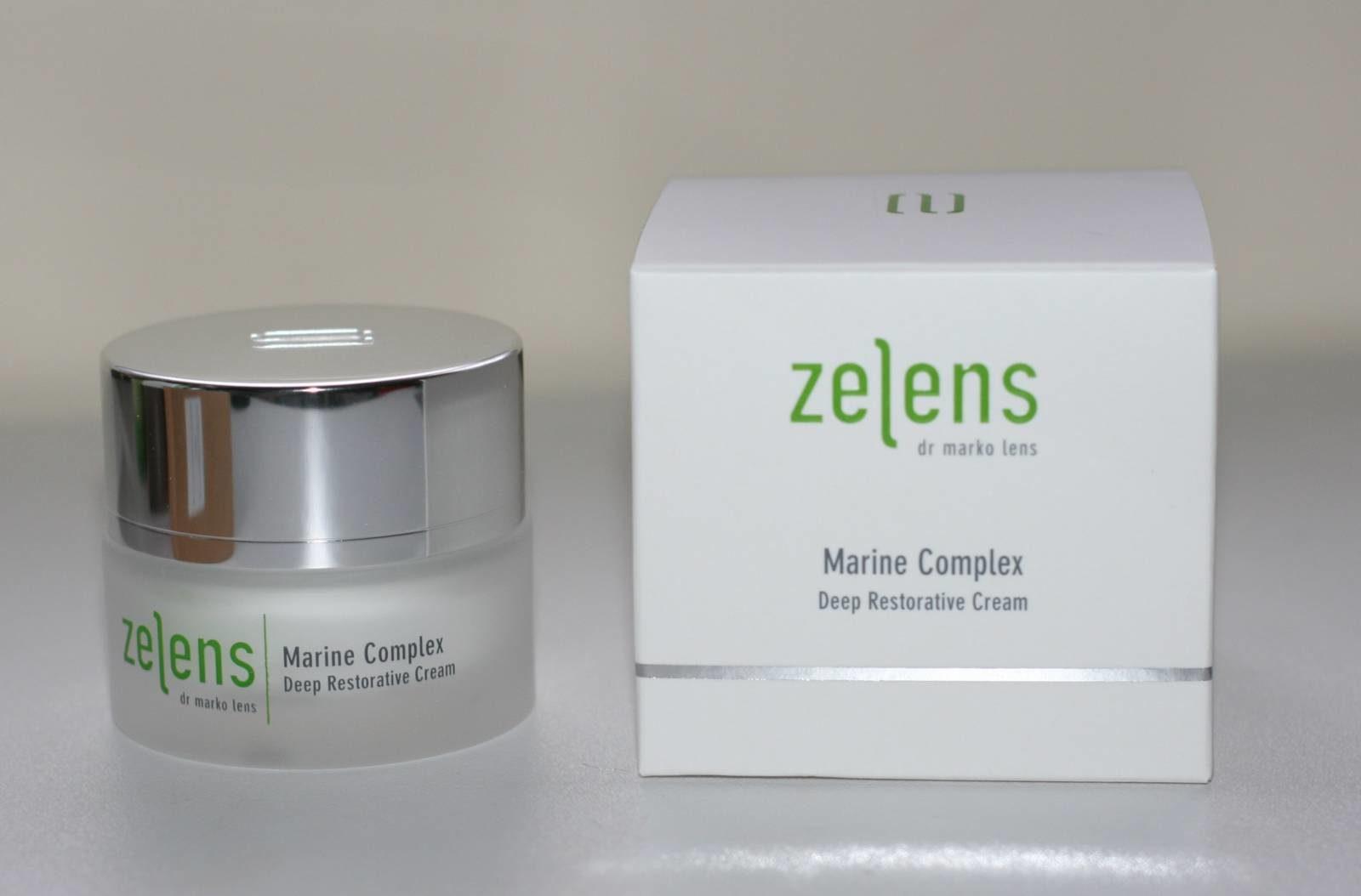 Zelens Marine Restorative Cream