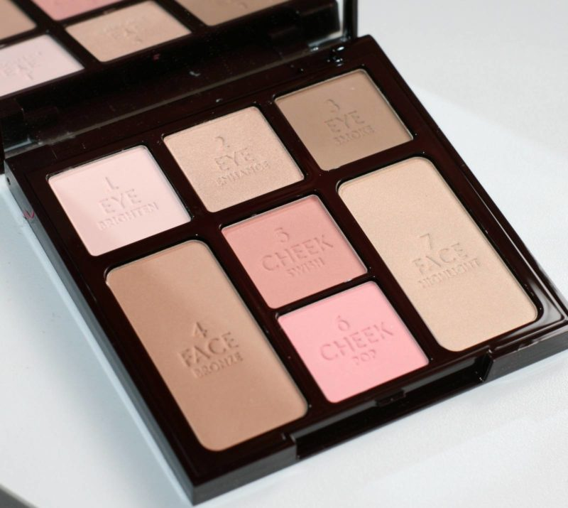Palette Love: Charlotte Tilbury Instant Look in a Palette – Natural Beauty