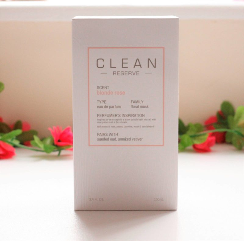 Fragrance Friday: Clean Reserve Blonde Rose