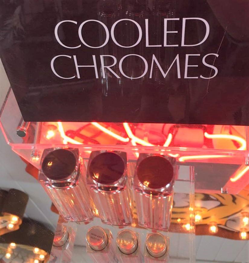 Estee Lauder Pure Colour Love Lipsticks Cooled Chromes