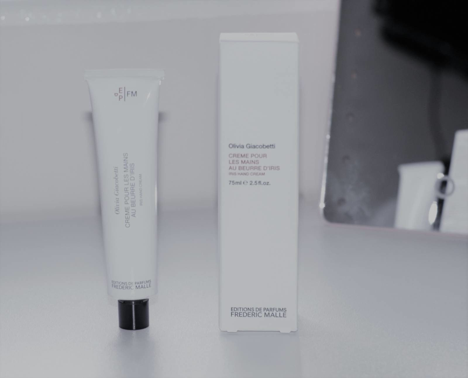 Frederic Malle Iris Hand Cream Review