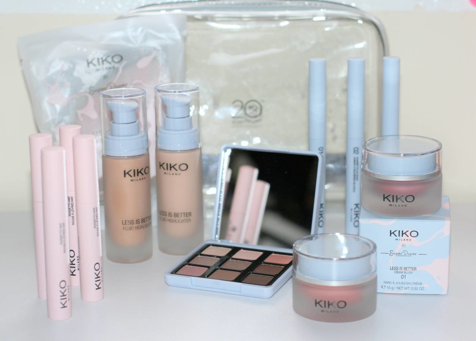 Kiko Less is Better Collection