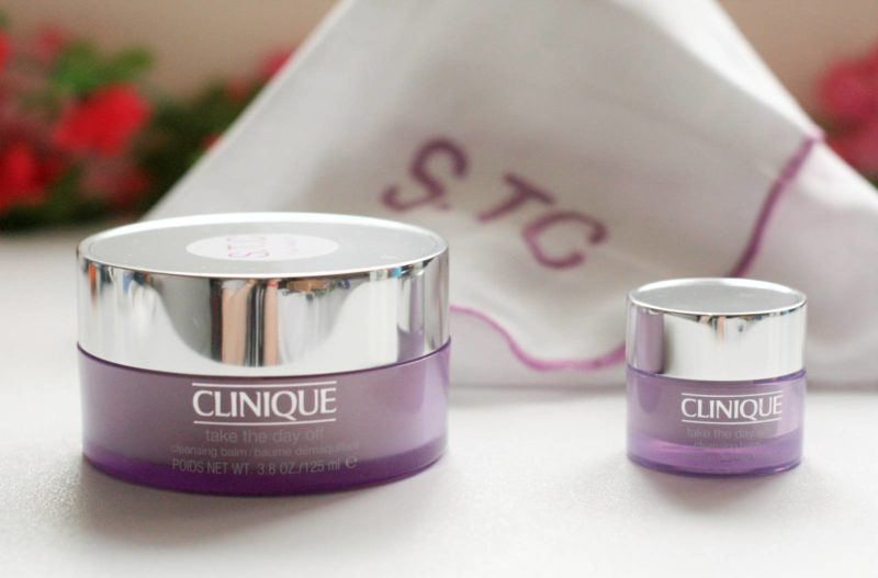Freebie Alert: Clinique Take The Day Off Cleansing Balm