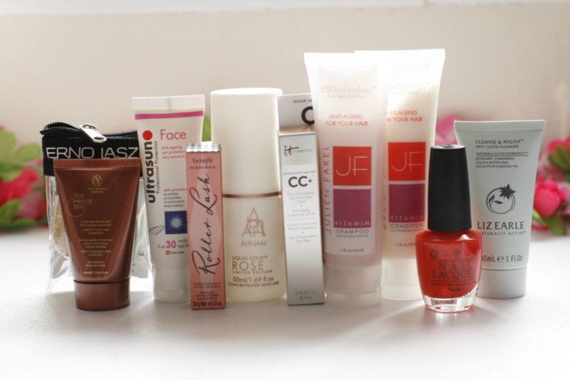 QVC Beauty Tili Box Contents
