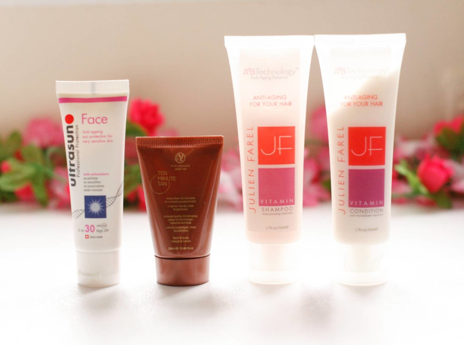 TiLi Beauty Box QVC Beauty May 2017 Hair and Body Contents Review