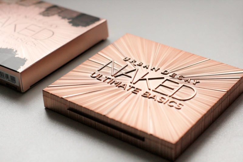 Palette Love: Urban Decay Naked Ultimate Basics