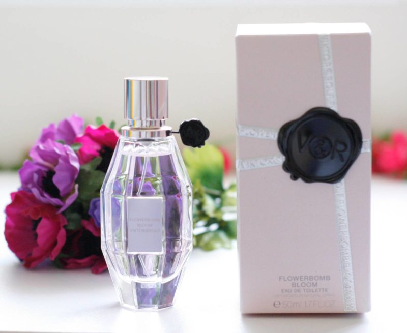 Fragrance Friday: Viktor & Rolf Flowerbomb Bloom