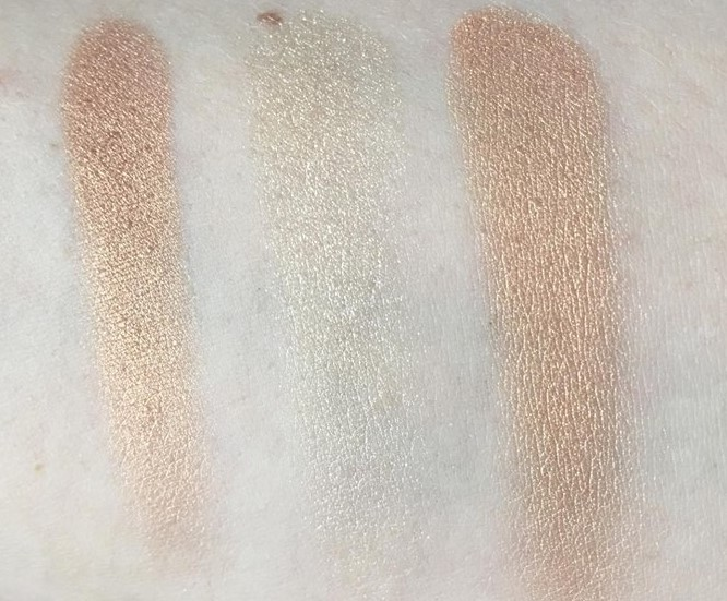 Bobbi Brown Peace, Love, Beach Palette Swatches
