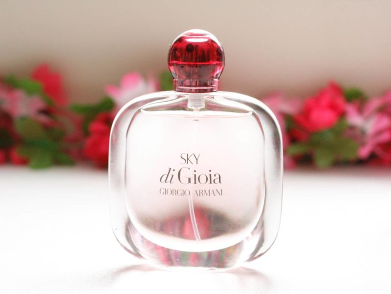 Fragrance Friday: Giorgio Armani Sky Di Gioia