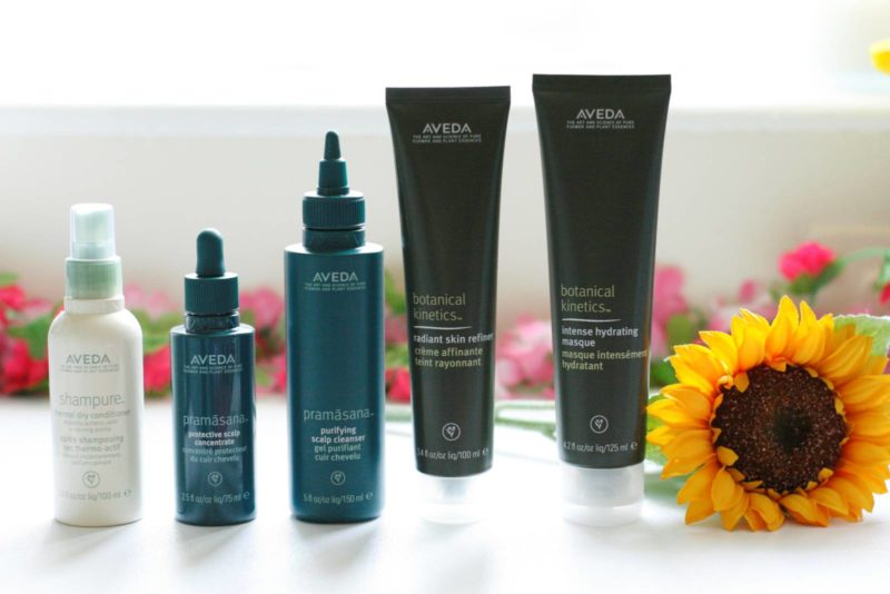 New Aveda Launches – Spring 2017