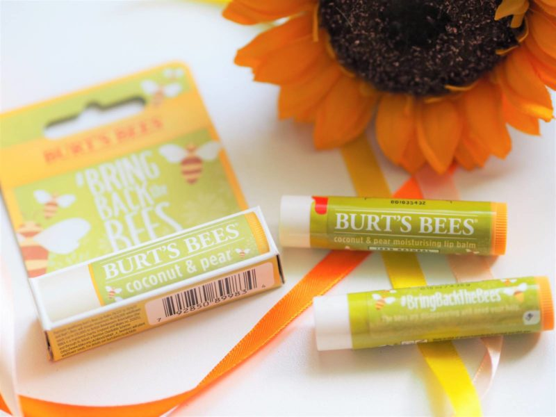Burt's Bees #BringBackTheBees (and why I changed my mind about bees)