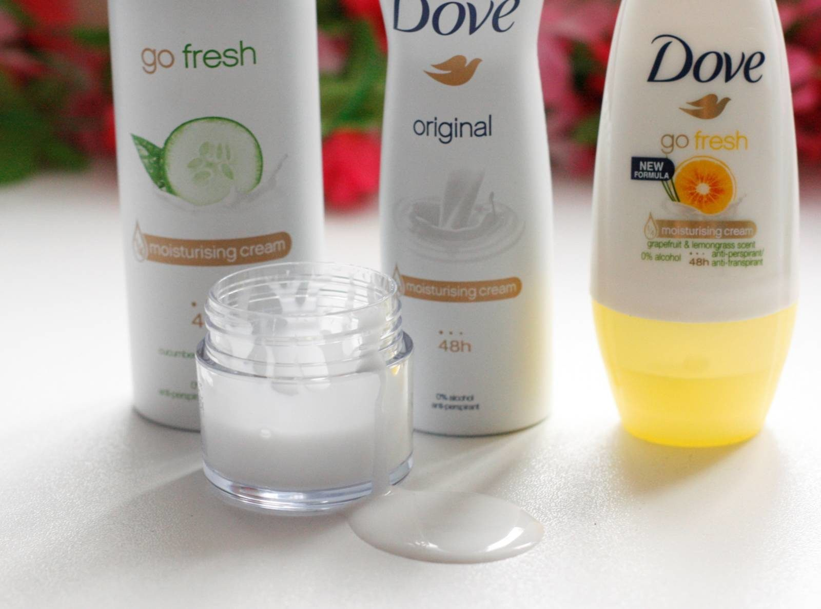 Dove Anti-Perspirant Review