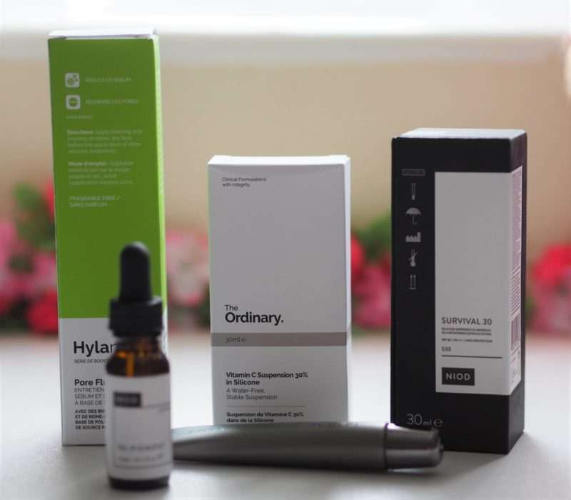 A Quick Look at Deciem Newness (New Launches from NIOD, Hylamide, The Ordinary and ESHO)