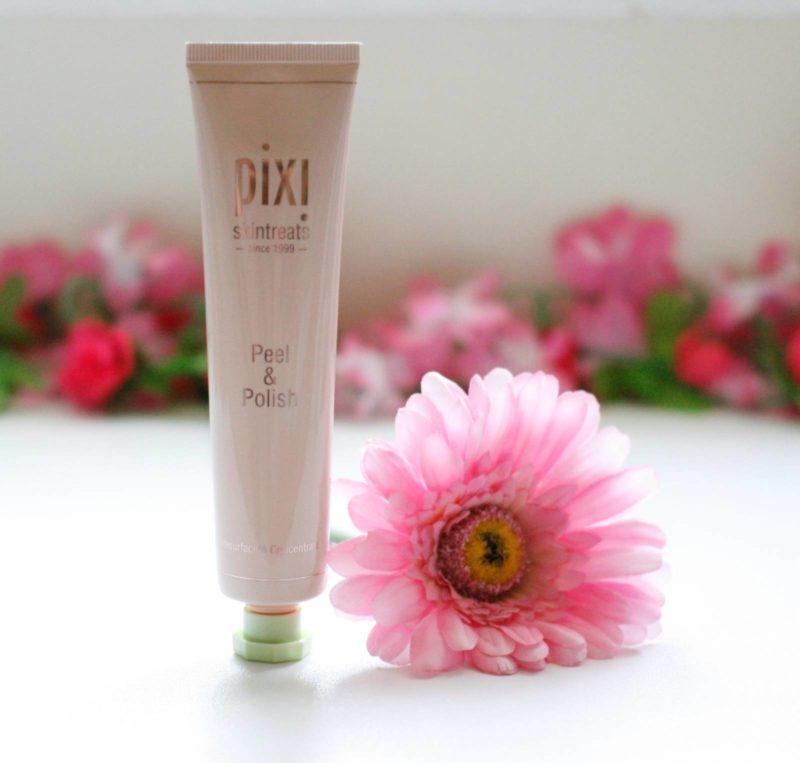 Pixi Peel & Polish – Review and Competition