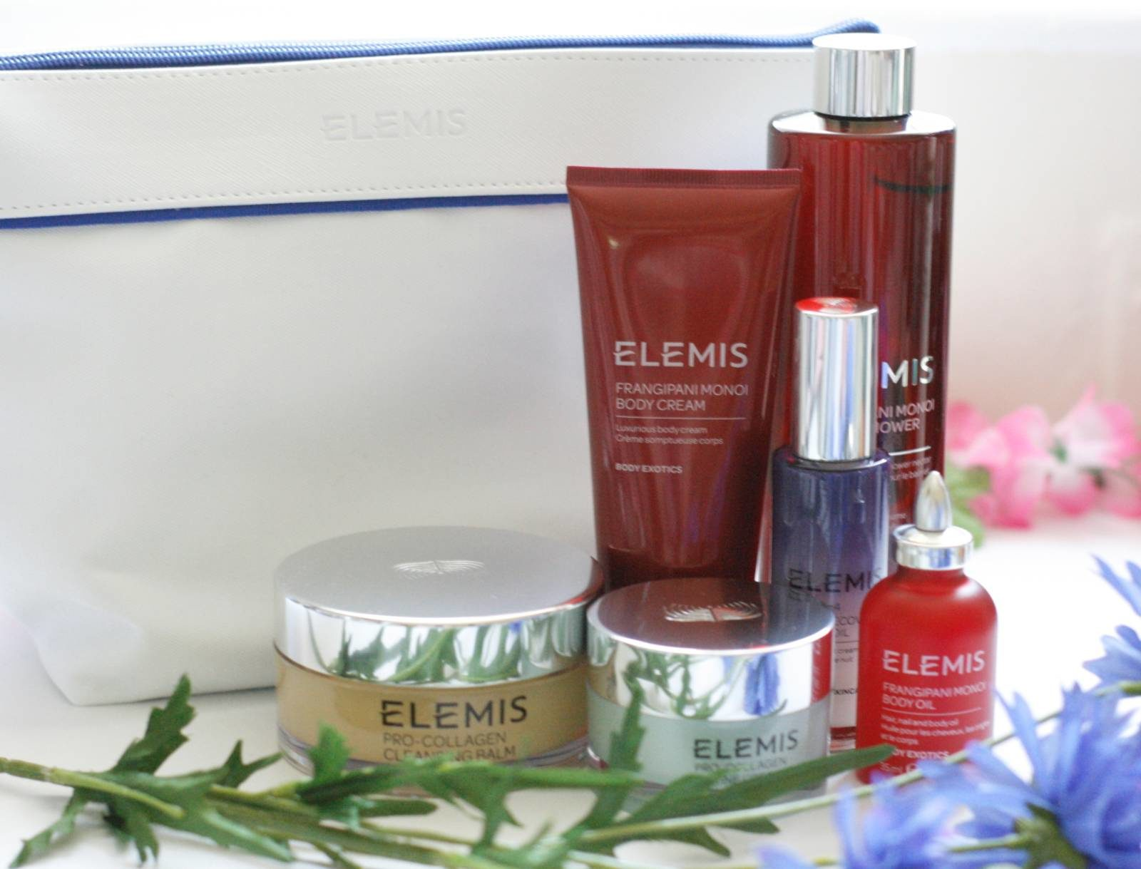 QVC TSV Elemis 6 Piece Day To Night Luminous Skin Collection