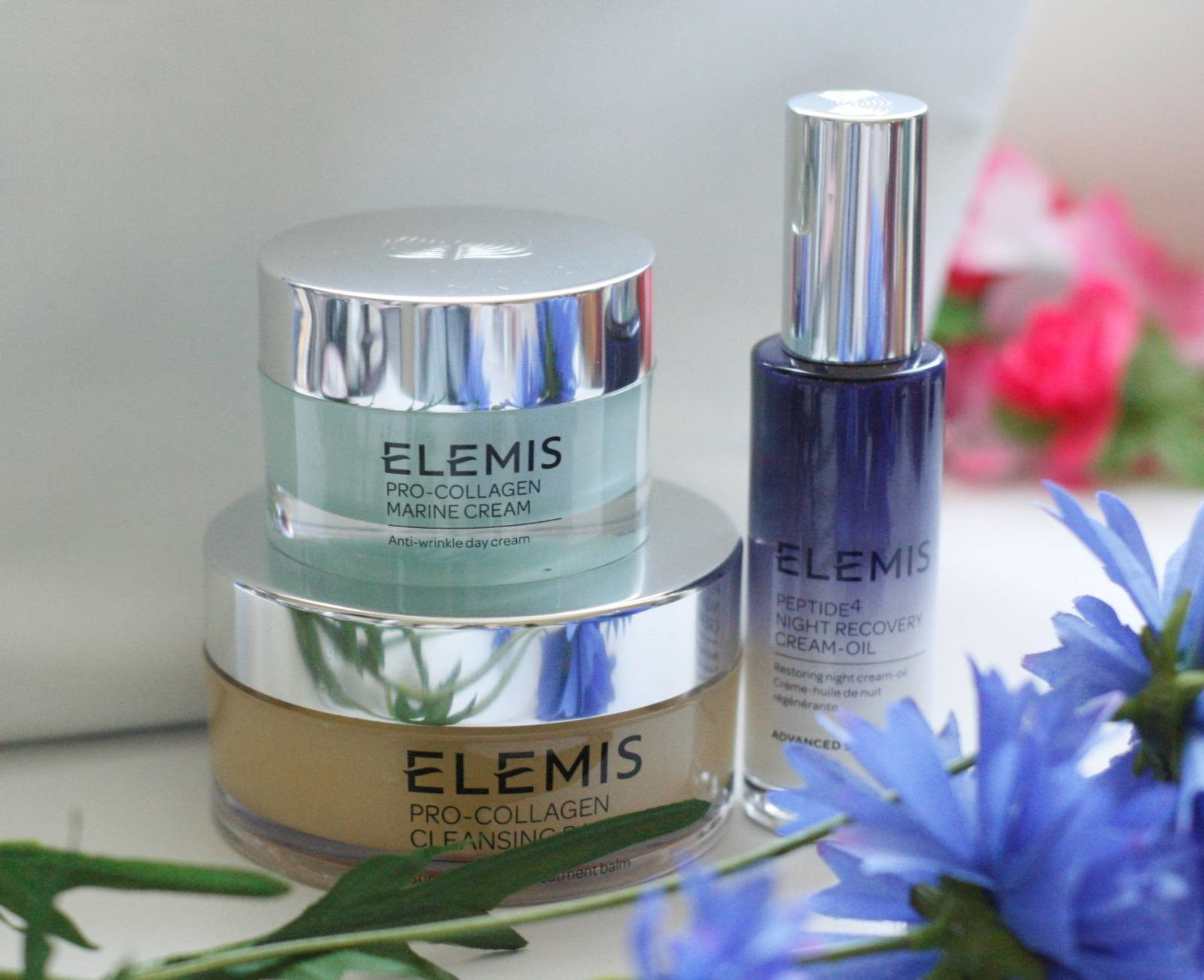 QVC TSV Elemis 6 Piece Day To Night Luminous Skin Collection Review