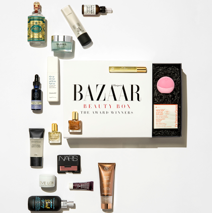 Latest in Beauty Bazaar Award Winners Box