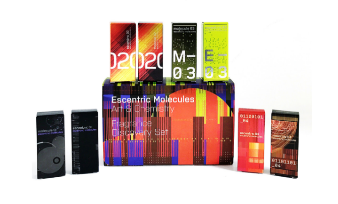 The Perfume Society Escentric Molecules Discovery Set
