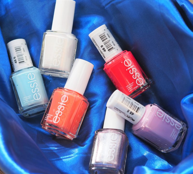 Competition: Win the Entire Essie Summer 2017 Collection