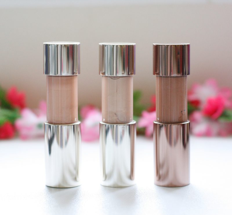 Estée Lauder Double Wear Highlighting Cushion Sticks and Radiant Bronze Cushion Sticks