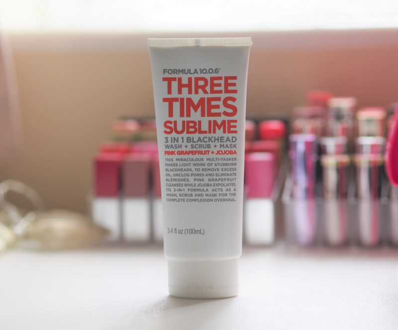 Formula 10.0.6 Three Times Sublime Review