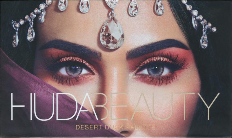 Huda Beauty Desert Dusk Palette Reveal