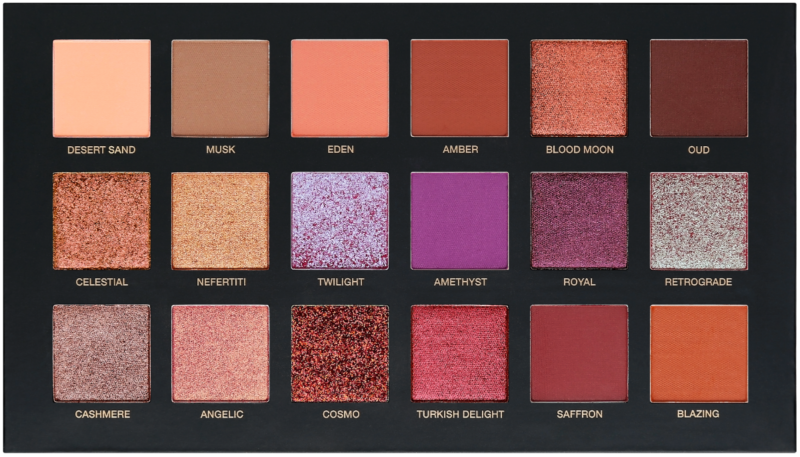 Huda Beauty Desert Dusk Palette UK