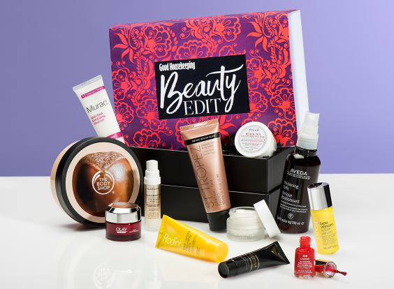 Latest in Beauty Good Housekeeping Beauty Edit Box