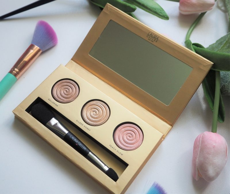 Laura Geller Baked Gelato Swirl Illuminator Blusher Palette – Review and Giveaway