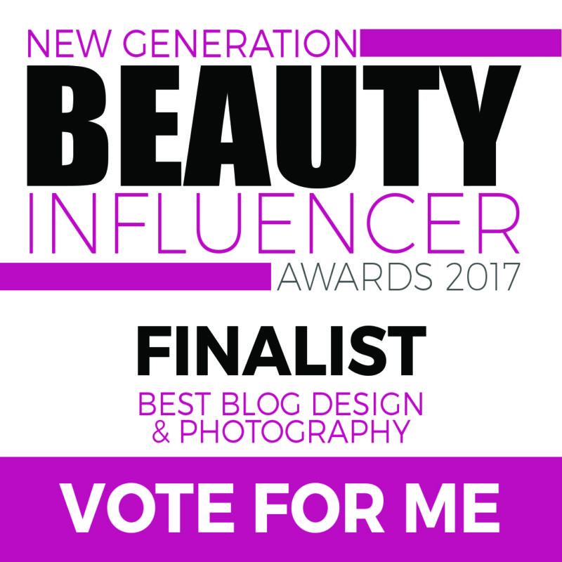 I've Been Shortlisted For TWO Beauty Influencer Awards!