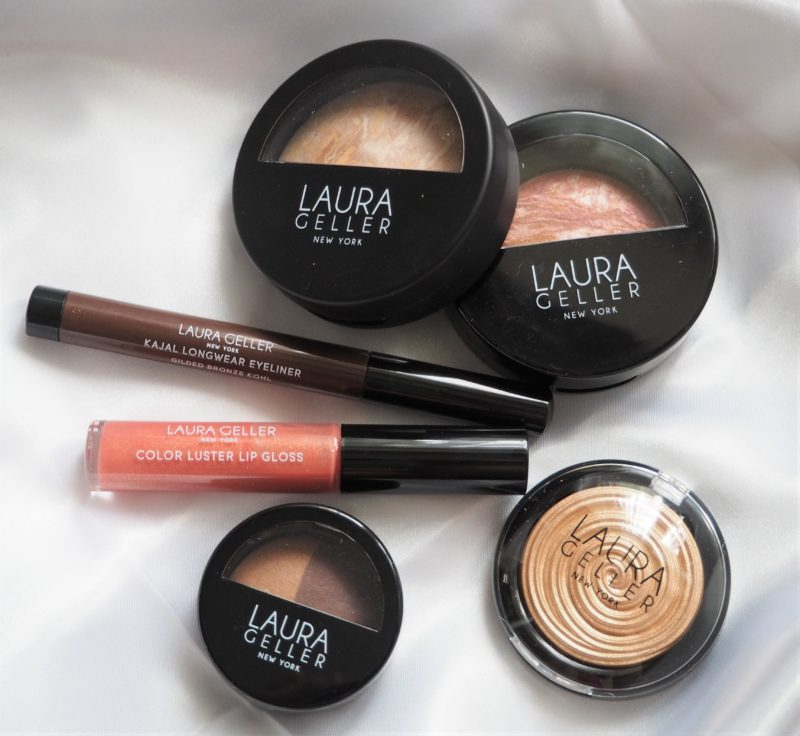 QVC TSV: Laura Geller Gilded Honey Collection