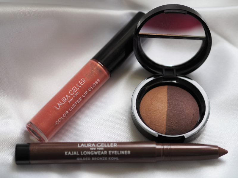 QVC TSV: Laura Geller Gilded Honey Collection Review