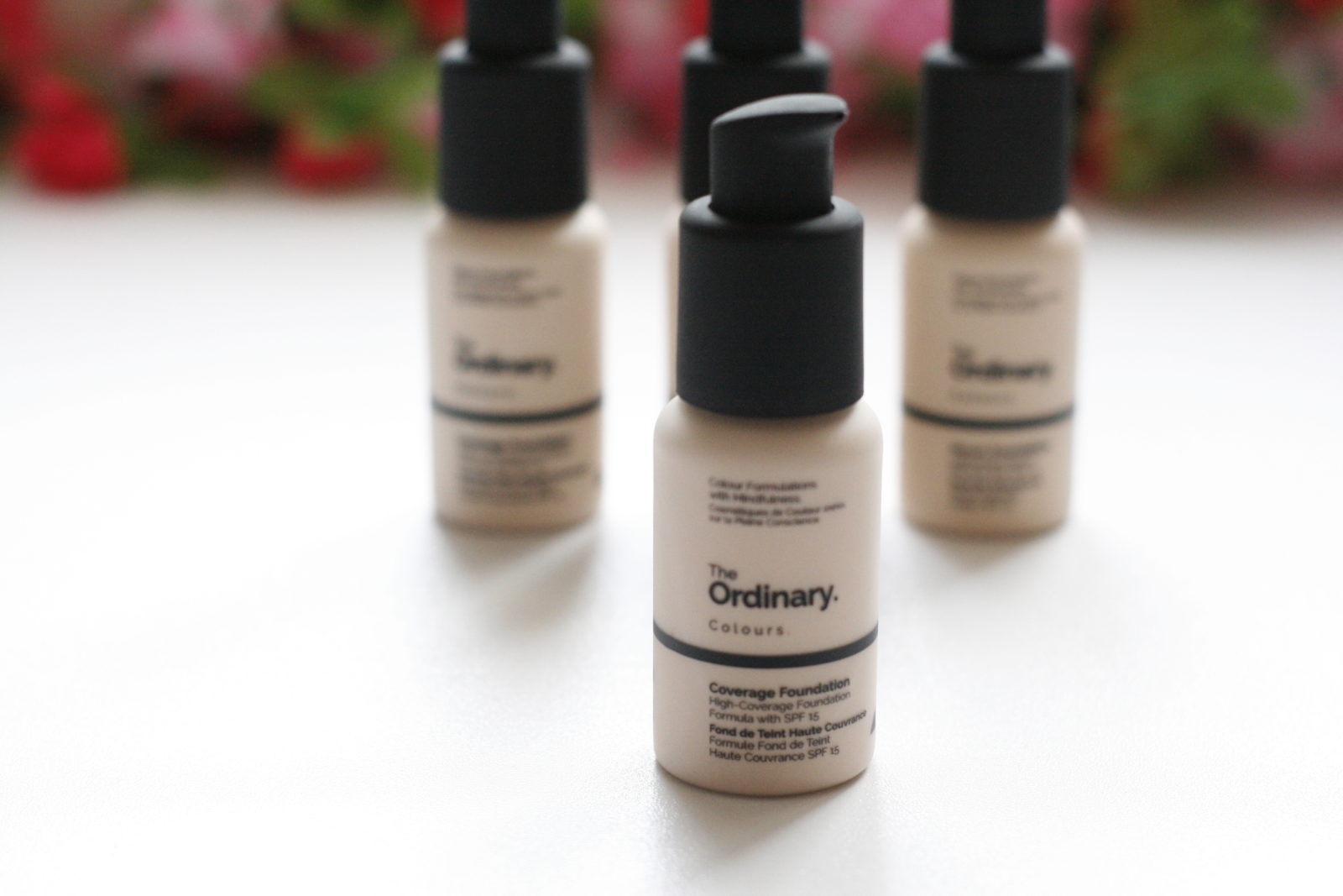 The Ordinary Colours Serum Foundation Review