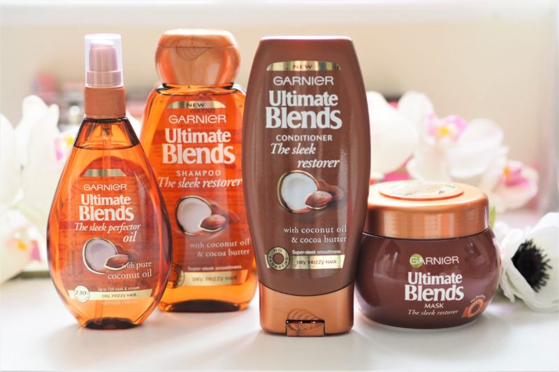 Garnier Ultimate Blends Coconut – Superfood For Your Hair