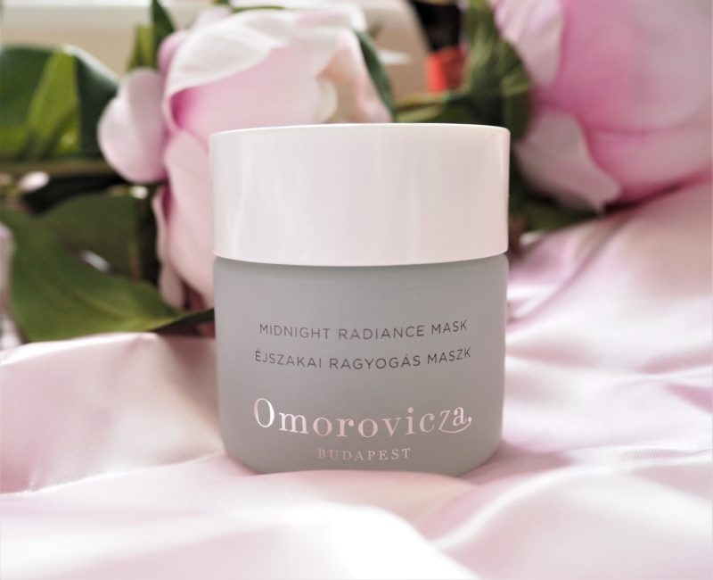 Mask Monday: Omorovicza Midnight Radiance Mask