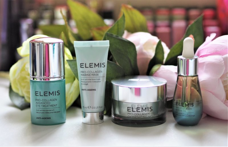 QVC TSV: Elemis 4-Piece Pro-Collagen Real Results Collection