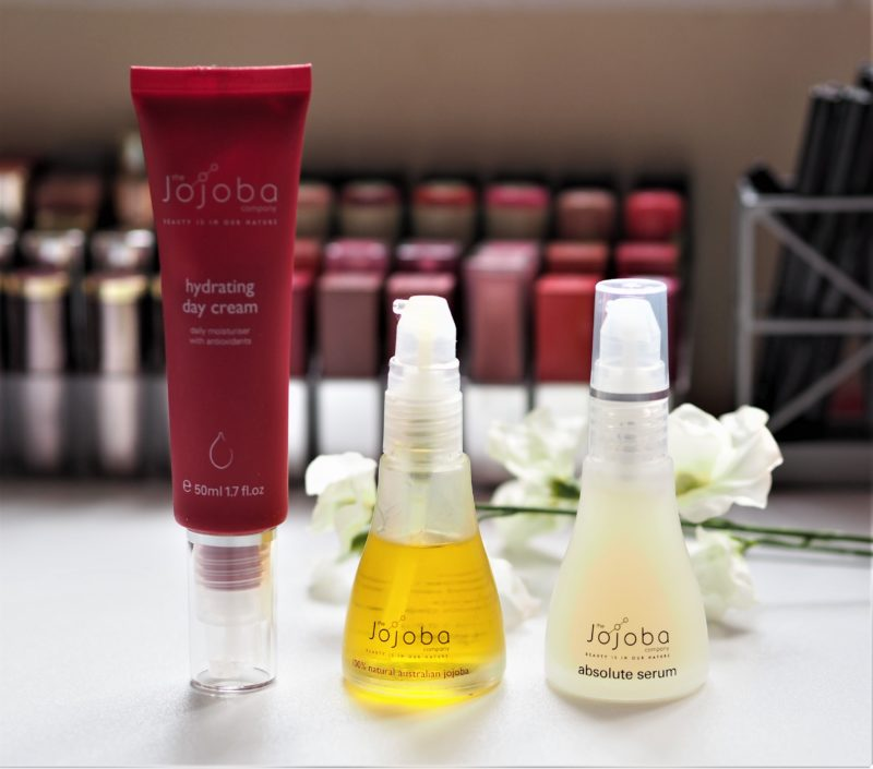 The Jojoba Skin Company Absolute Serum, Australian Jojoba and Hydrating Day Cream