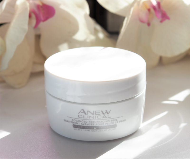 Avon Anew Clinical Even Texture & Tone Advanced Resurfacing Peel