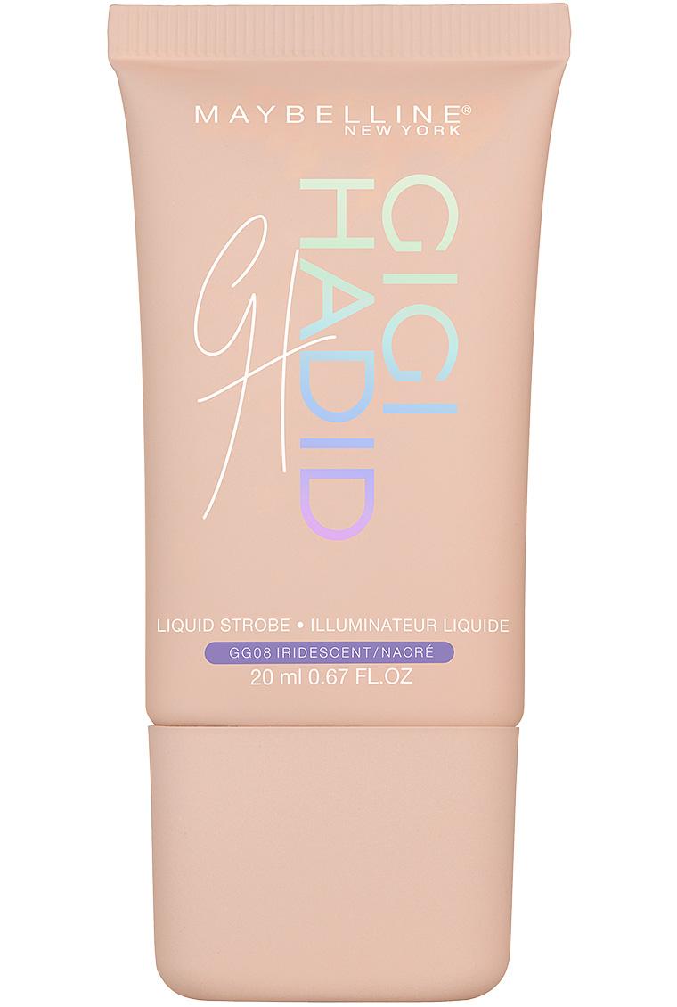 Gigi Hadid x Maybelline Makeup, Gigi Hadid x Maybelline Liquid Strobe