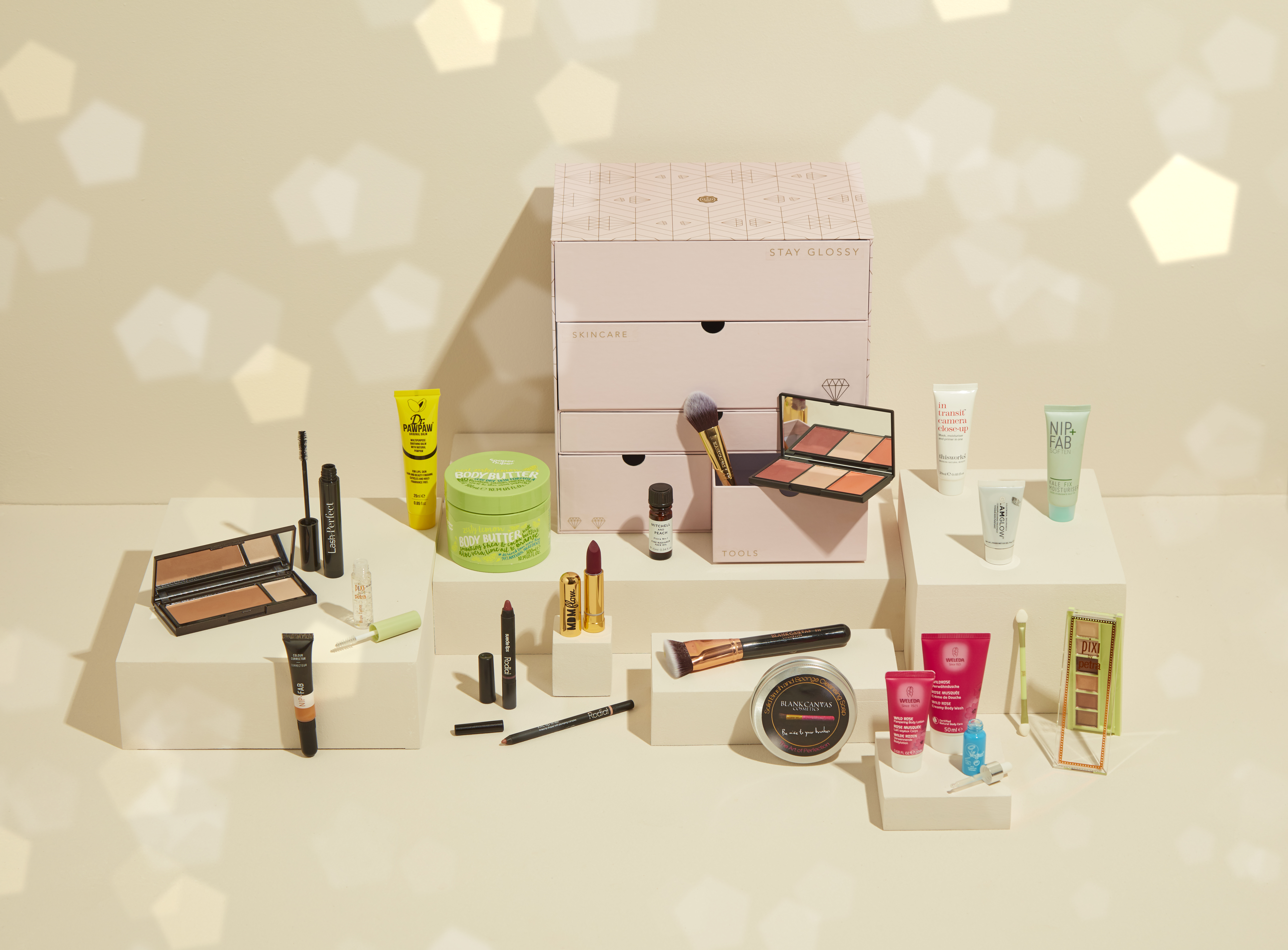 Glossybox Beauty Case (Available Now!)